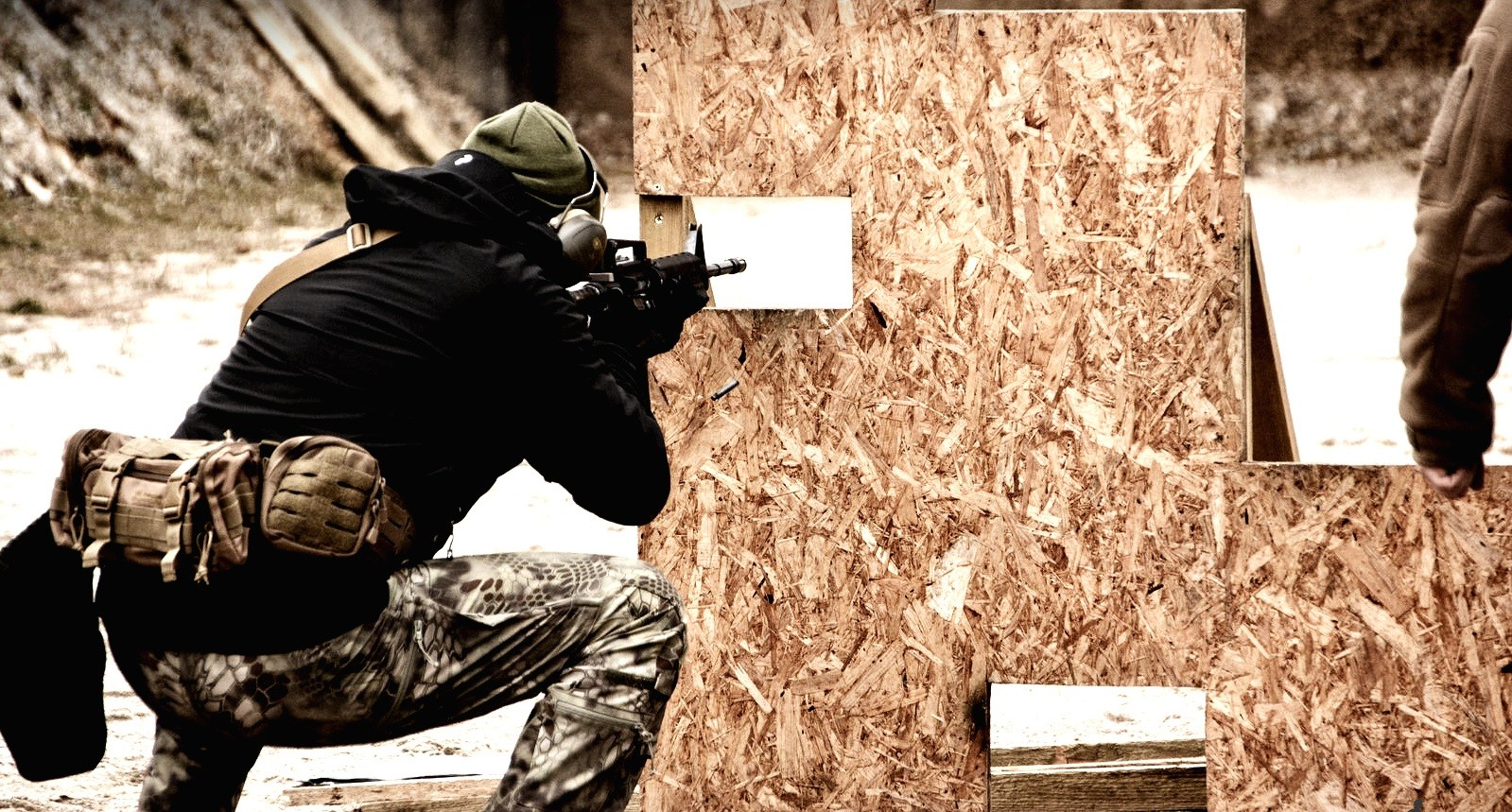 Tactical Carbine Training - GST
